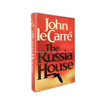The Russia House Signed by John le Carré First Edition Hodder & Stoughton 1989